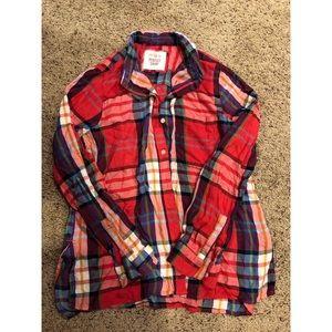 Light-weight flannel